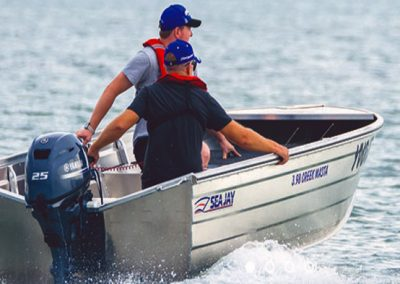 Sea Jay 3.85m-Creek-Master