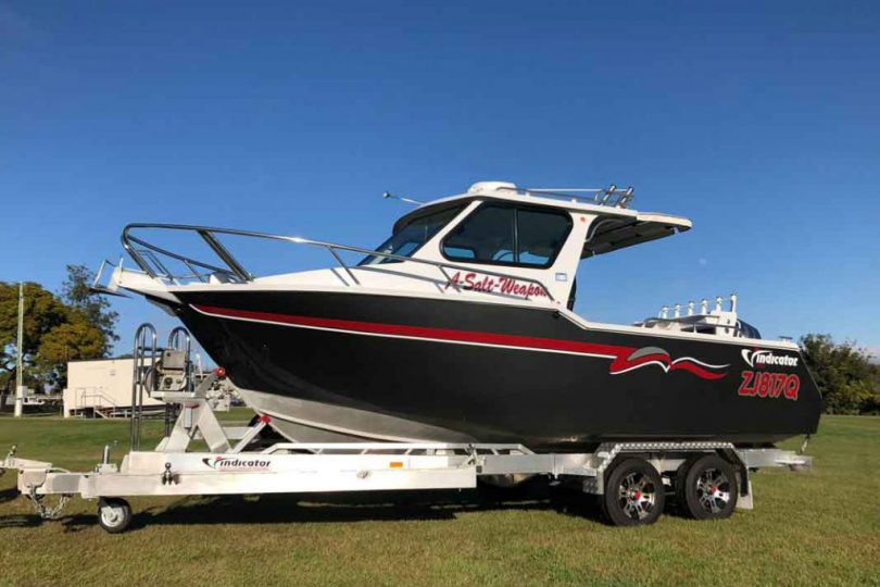 6.20m Boat for Sale Sunshine Coast