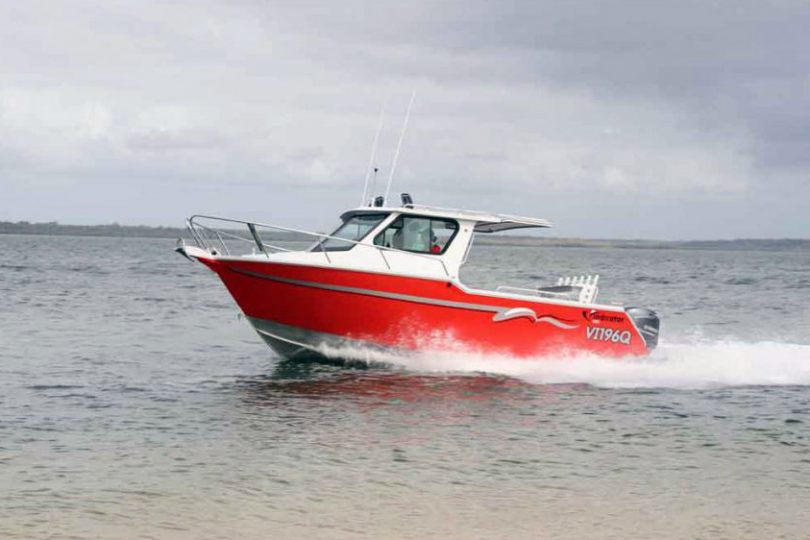 Plate Alloy Boats Made in Australia