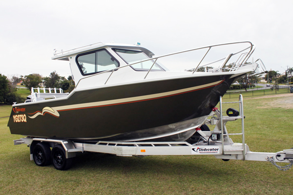 Australian manufacturers of alloy boats