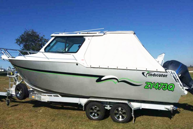 Safe Boats and Trailers for sale