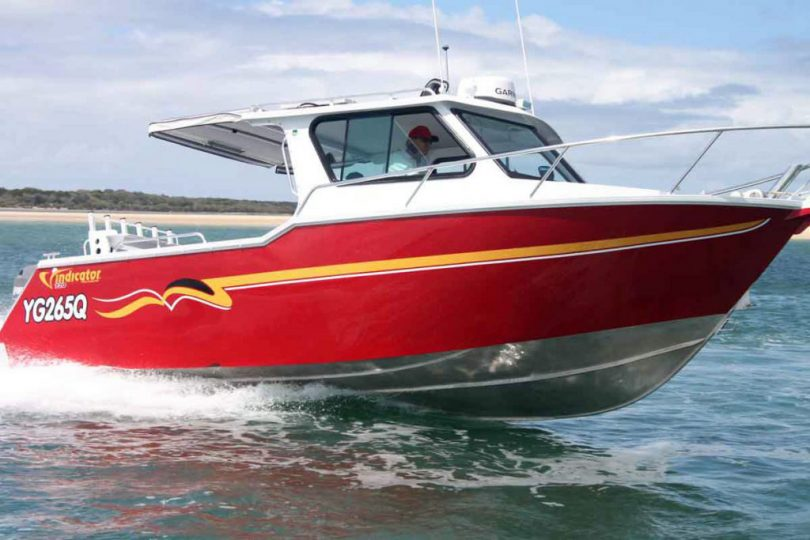 Best plate aluminium boats in Queensland