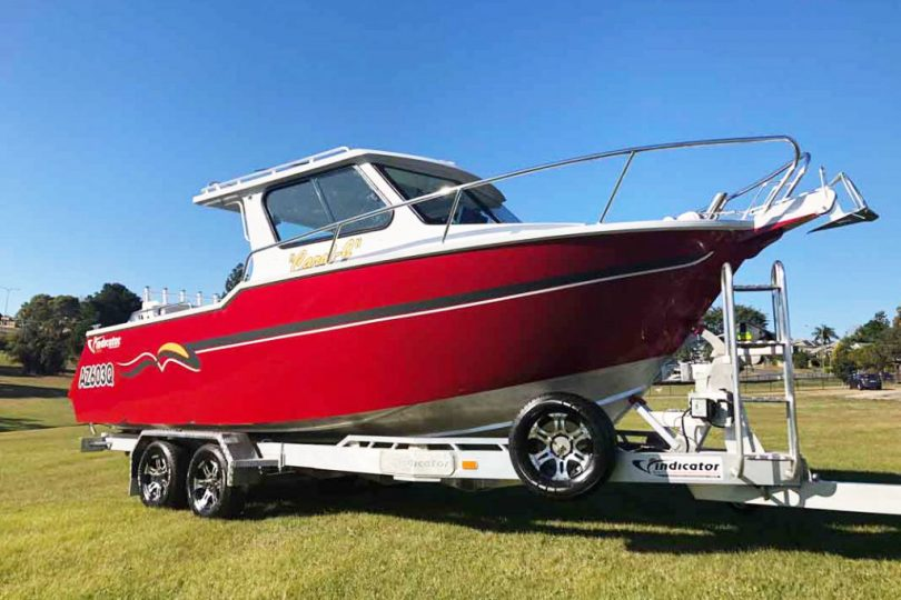 Best Alloy Boats & Trailers on East Coast of Australia