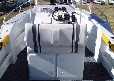 roomy centre console boats
