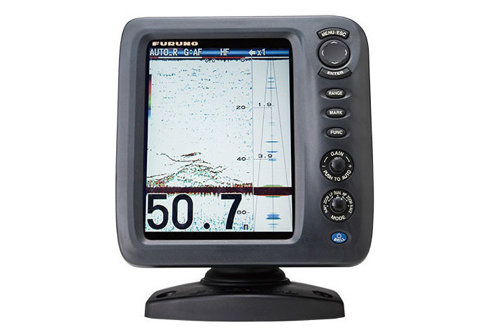 "Furuno FCV_588 - 8.4"" Colour LCD Fish Finder"