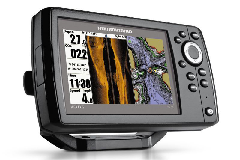 "Helix 5 Chirp SI GPS G2  -  5"" Screen"