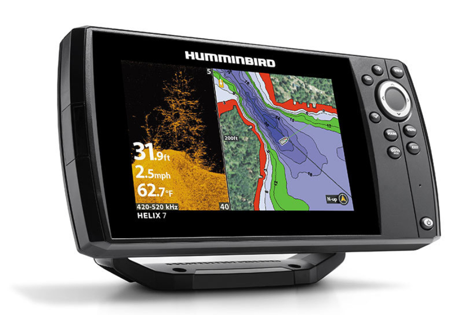 "Helix 7 Chirp GPS G2 - 7"" Screen"