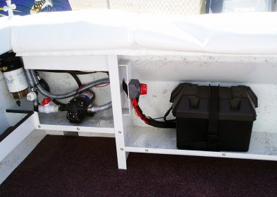 Live-Bait-Tank-&-Deck-Wash-Pump