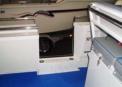 Vindicator 5.50m Side Door - Easy to load & Unload
