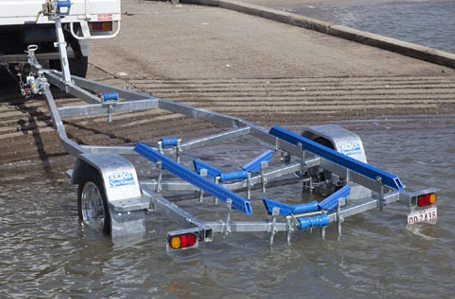 Boat Ramps for boat trailers