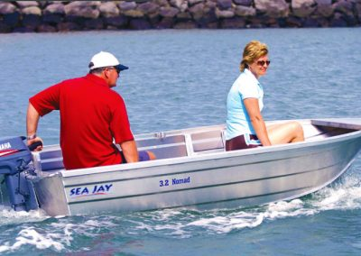 Sea Jay Boat Package  3.20m Nomad Great Tender Boat