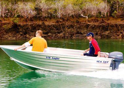 Sea Jay 3.75m Angler Dinghy
