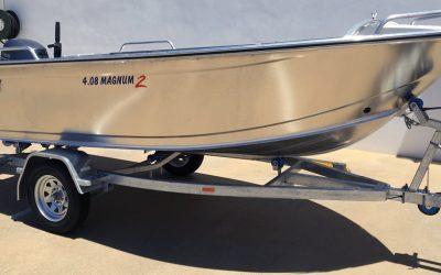 Boat, Motor & Trailer Package